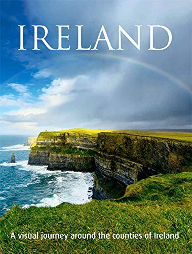This book is a collection of 300 contemporary images of the natural beauties of Ireland, covering every one of the 32 counties. The photographs are taken by two of the country's leading landscape photographers, Peter Zoller and Michael Diggin.
