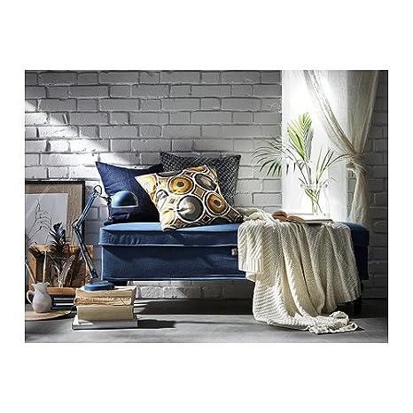 Amazon.com: IKEA Murbinka Cushion Cover Multicolor 203.957 ...