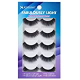 Stephany Natural Multipack 5 Pairs Fake Eyelashes (D 02)
