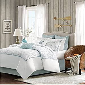 51mUjlY9brL._SS300_ Coastal Comforters & Beach Comforters