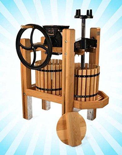American Harvester Cider Press & Grinder by Happy Valley (Press Cider)
