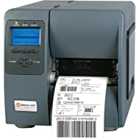 Datamax KJ2-00-48000Y00 M-4210 M-Class Printer, SER/PAR/USB/Ethernet, 203 DPI, 10 IPS, Graphic Display, Fixed Media Hanger, Power Cord, 4 Direct Thermal Transfer