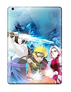Excellent Ipad Air Case Tpu Cover Back Skin Protector Naruto Shippuden
