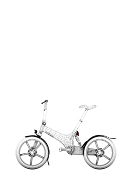 Commuter Pack GOCYCLE G3. Incluye: Kit de luces y guardabarros delantero y trasero.