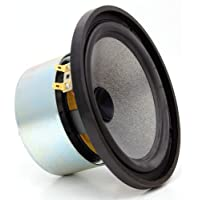 6W4311B - Focal 6.5 Shielded W Cone Midbass Speakers EACH