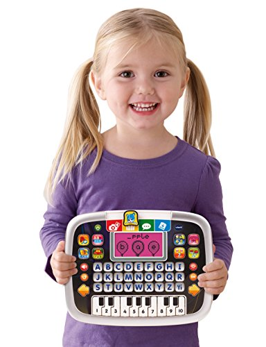 51mUl4fo7wL - VTech Little Apps Tablet, Black