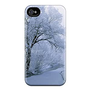 CaroleSignorile Edv157CIMu Cases Covers Skin For Iphone 6 (its Just A Snowfall)