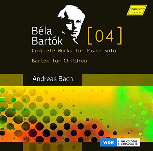 CD : Bartok - Bartok For Children (CD)
