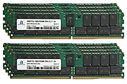 Adamanta 256GB (8x32GB) Server Memory Upgrade for Cisco UCS SmartPlay B200 M4 Standard 2 DDR4 2400MHZ PC4-19200 ECC Registered Chip 2Rx4 CL17 1.2V
