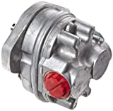 """Vickers 26 Series Hydraulic Gear Pump, 3500 psi Maximum Pressure, 5.3 gpm Flow Rate, 0.4 cubic-inch/rev Displacement, Left Hand Shaft Rotation, 5/8"""" x 1-1/4"""" Shaft Extension"""