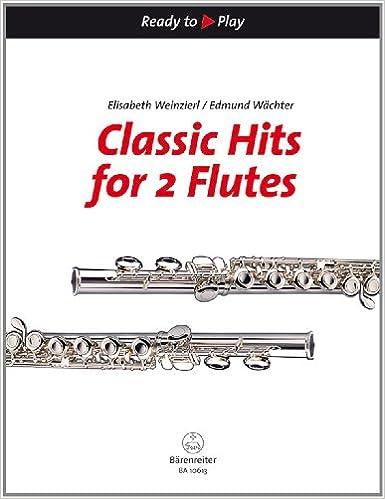 Classic Hits For 2 Flutes Coleccion 9790006542512 Amazon Books