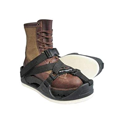 Korkers Unisex TuffTrax 3-In-1 Overshoe Sandal   Sandals