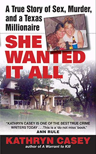 She Wanted All Murder Millionaire ebook product image