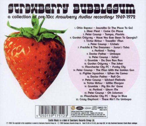 Strawberry Bubblegum by Castle