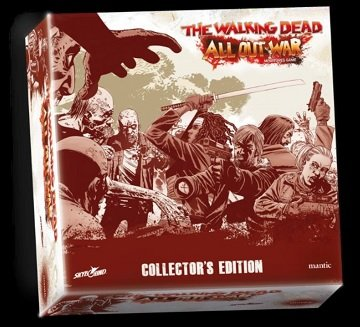 - The Walking Dead All Out War - Collector's Edition