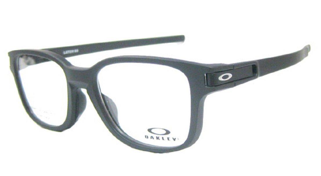 OAKLEY オークリー メガネ フレーム LATCH SS ラッチSS OX8114-0152 サテンブラック   B072LY1Y15