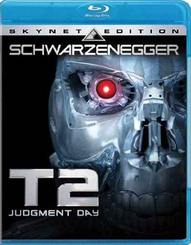 Terminator 2 Judgment Day 1991 Us Import Blu Ray Region A Amazon Co Uk Dvd Blu Ray