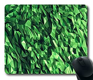 """Polygons Standard Mouse Pad Oblong Design Mousepad in 220mm*180mm*3mm (9""""*7"""") -102115 by ruishername"""