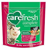 Image of Carefresh Complete Menu Hamster & Gerbil Food 2lbs
