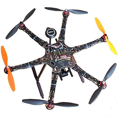 Hobbypower DIY S550 Hexacopter Frame with APM2 8 Flight