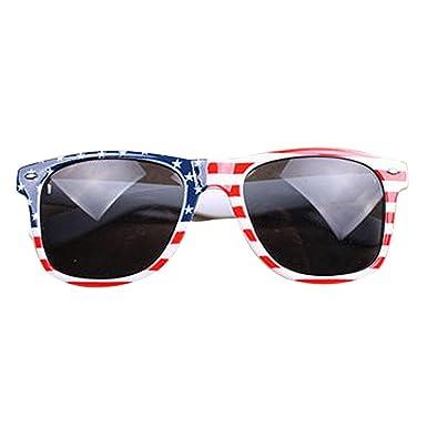 3b51a6b828 Brezeh Sunglasses Unisex Fashion Polarized Sunglasses Vintage Square  Mirrorried Mosaic Glasses Plastic Frame Goggles Eyewear UV