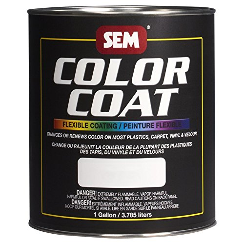 - SEM 15541 Tinting White Color Coat - 1 Gallon