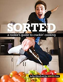 Beginners get sorted over 140 simple tasty recipes that sorted a rookies guide to crackin cookin cookbook forumfinder Image collections