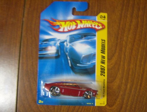 Hot Wheels 2007 New Models '69 Ford Mustang 1:64 Scale