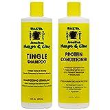 Jamaican Mango & Lime Shampoo & Conditioner 16oz Duo