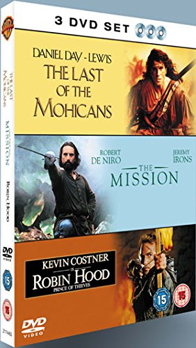 Robin Hood Prince Of Thieves / Last Of The Mohicans / The