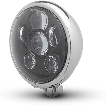 LED Motos Proyector Faro 6