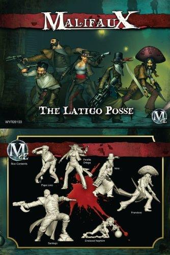 Wyrd Miniatures 20103 Guild Latigo Posse Perdita Ortega - 6
