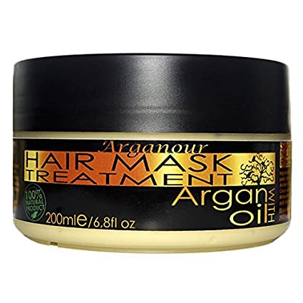 Arganour Hair Mask Treatment Argán Oil Tratamiento Capilar - 200 ml