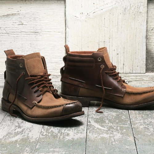 Timberland company cOUNTERPaNE chukka 89545 marron