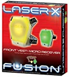 Laser X Fusion Front and Back Vests