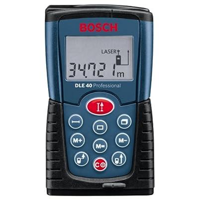 Bosch DLE 40 Laser Distance Measure 40M Range Rangefinder