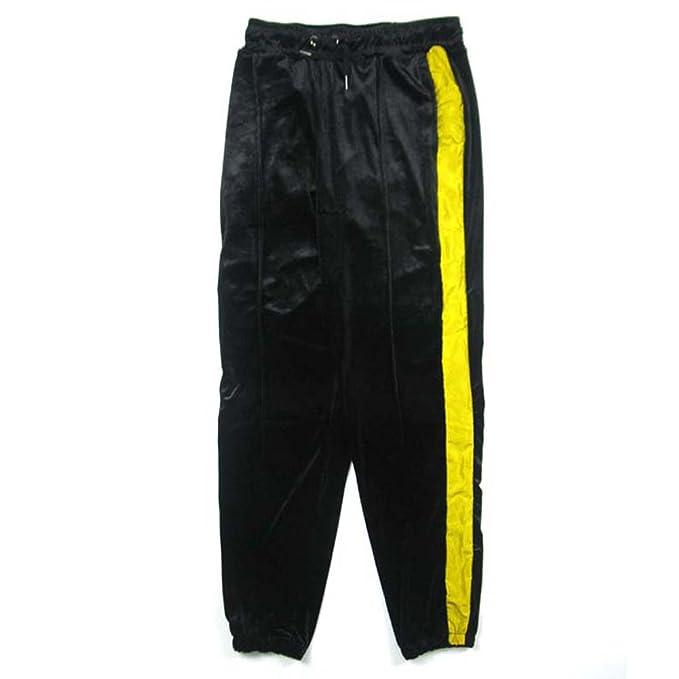 VFIVE UNFOUR Pantalones terciopelo Jogger Jogging Gym Running Hombre HL8784U5
