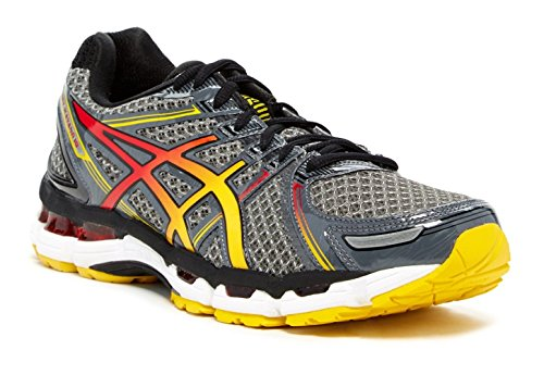 asics-mens-gel-kayano-19-running-shoes-75-m-us-charcoal-sunburst