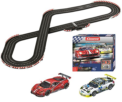 Carrera Passion of Speed Digital Slot Car Racing Set