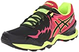 ASICS Women's Gel-Fuji Endurance Running Shoe, Black/Onyx/Azalea, 8.5 M US Review