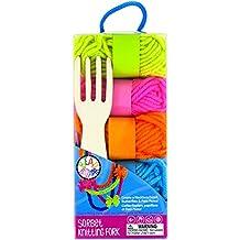 Bead Bazaar Knitting Fork Yarn Kit