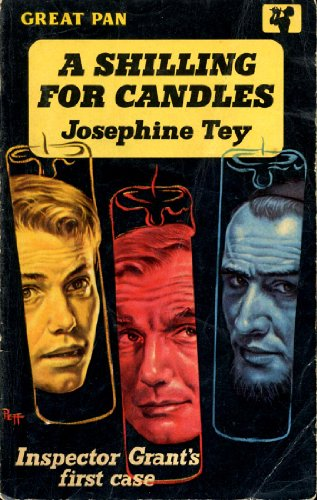 Josephine Series - A Shilling for Candles (Inspector Alan Grant Book 2)