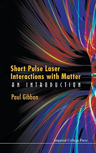 Laser-Plasma Interactions and Applications SpringerLink