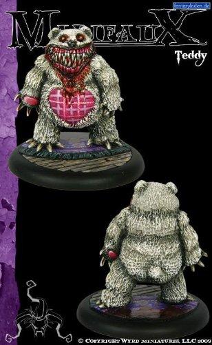 Teddy Neverborn Malifaux