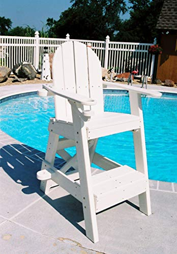 Tailwind Furniture Recycled Plastic Small Lifeguard Chair - LG 505
