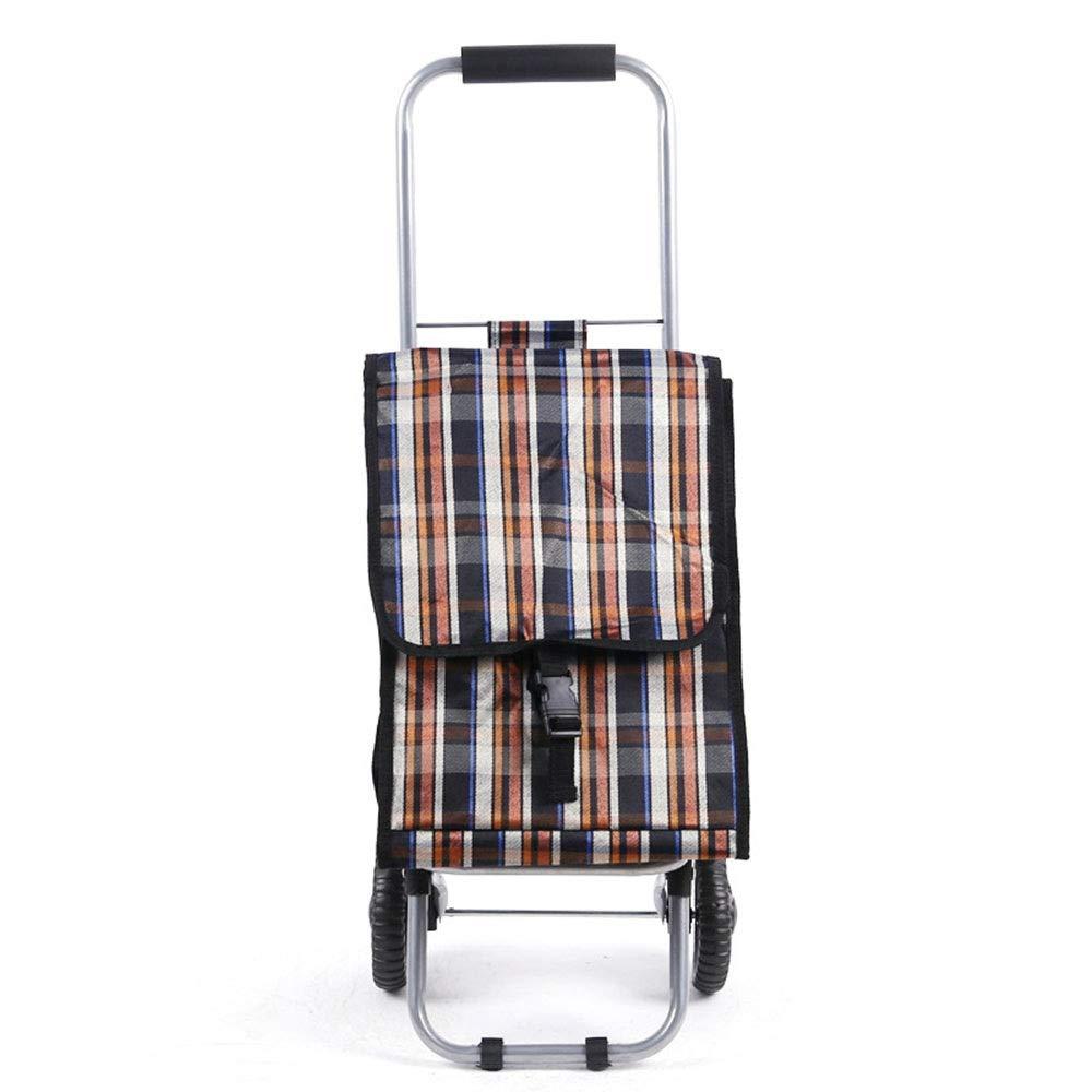 roule valise pliable métal Chariot