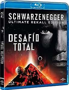 Desafío Total (Edición Remasterizada) [Blu-ray]