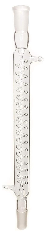 250 mm Thomas Scientific GSC International 4005-250 Borosilicate Graham Condenser Ground Joints 24//40