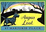 Angus Lost, Marjorie Flack, 0374403848
