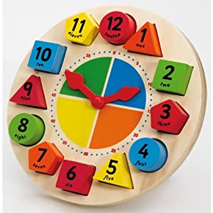 Branching Out Sorting and Teaching Clock by Branching Out